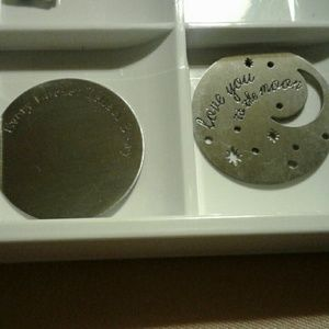 Origami Owl $5 EACH plate